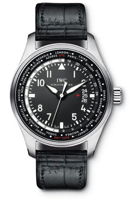 IWC Pilots Watch Worldtimer IW326201 replica