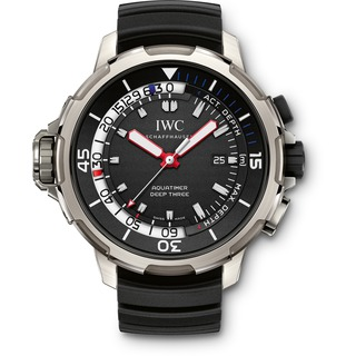 IWC Aquatimer Deep Three Titanium Watch