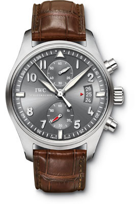 IWC Pilots Watch Spitfire Chronograph IW387802 replica