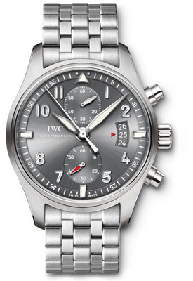 IWC Pilots Watch Spitfire Chronograph IW387804 replica