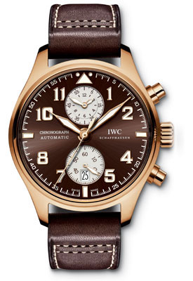 IWC Pilots Watch Chronograph Edition IW387805 replica