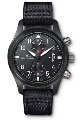 IWC Pilots Watch Chronograph Top Gun IW388001 replica