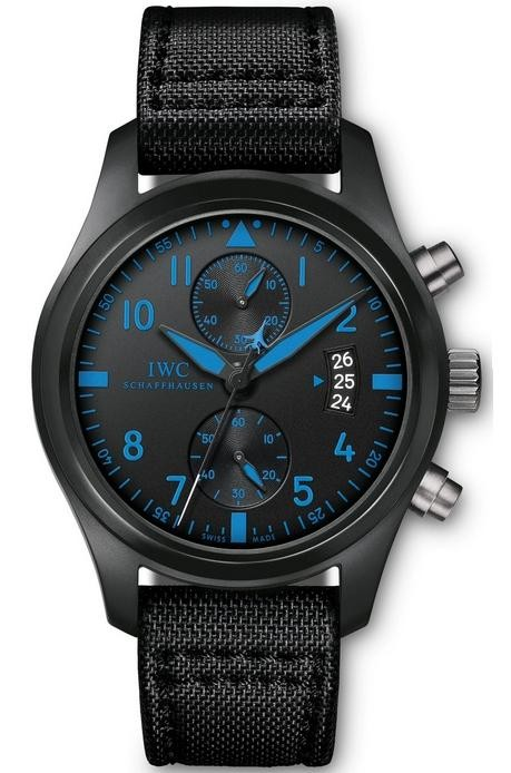 IWC Pilot Chronograph Automatic Watch IW388003