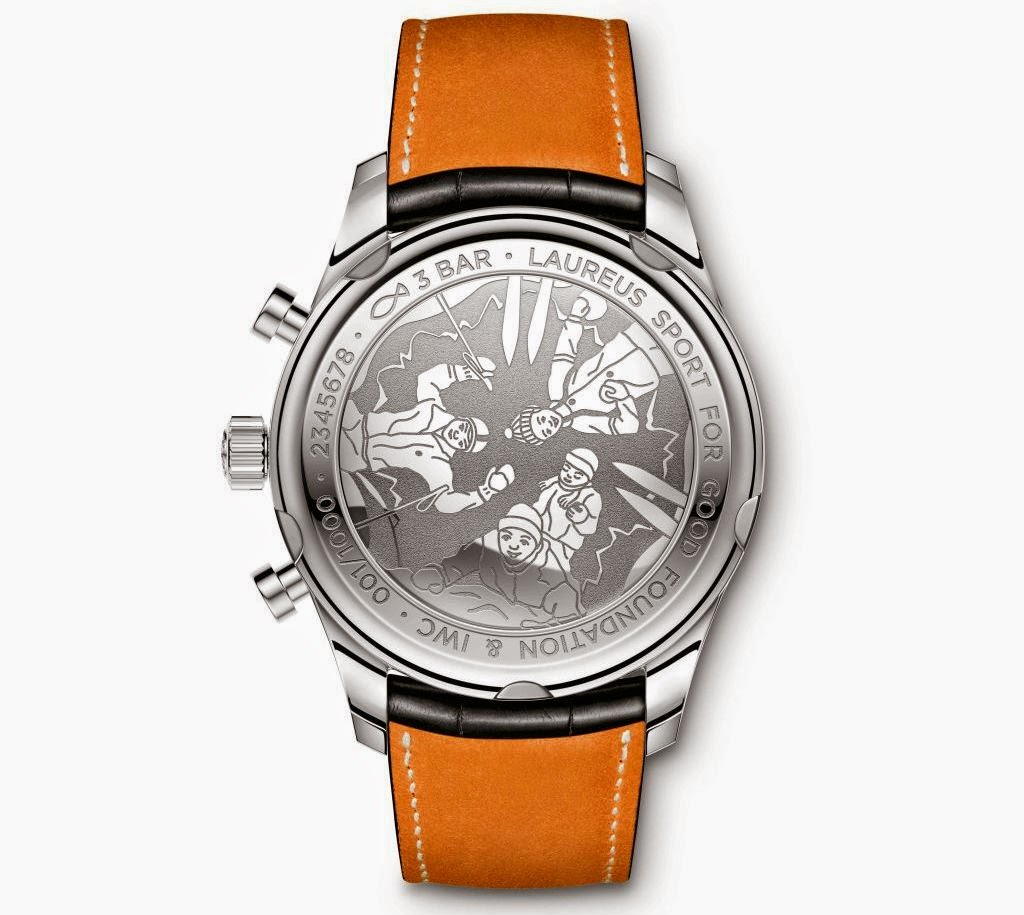 how to spot a fake iwc watch