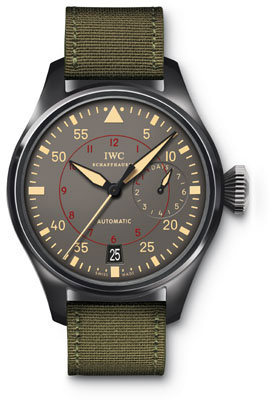 IWC Big Pilots Watch Top Gun Miramar IW501902 replica
