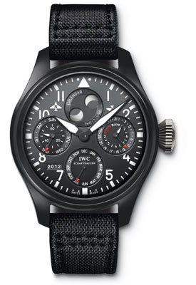 IWC Big Pilots Watch Perpetual Calendar Top Gun IW502902 replica