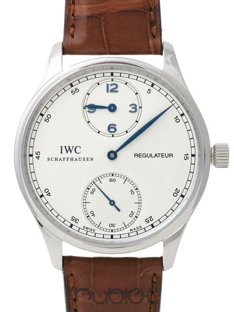 IWC Portuguese REGULATEUR IW5444-01