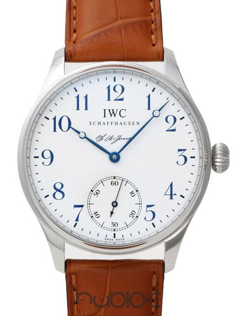 IWC Portuguese FA Jones IW5442-03