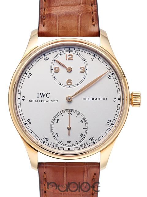 IWC Portuguese Regulateur IW544402