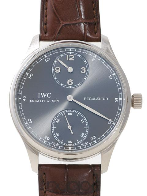 IWC Portuguese Regulateur IW544404
