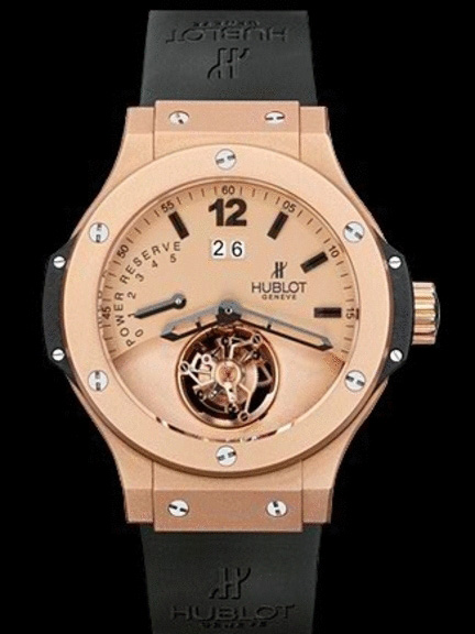 Hublot Tourbillon Big Date Men??s, 302.PI.500.RX