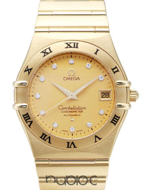 OMEGA CONSTELLATION COLLECTION 1102.15