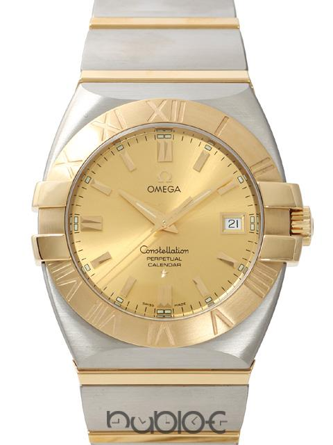 OMEGA CONSTELLATION COLLECTION DOUBLE EAGLE 1213.10