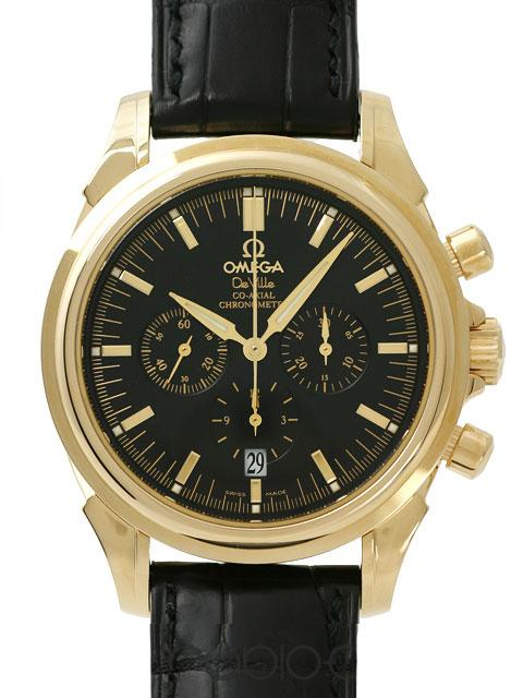 OMEGA DE VILLE COLLECTION CO-AXIAL CHRONOGRAPH 4641.50.31