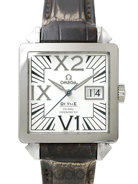 OMEGA DE VILLE COLLECTION X2 Big Date 7711.31.39