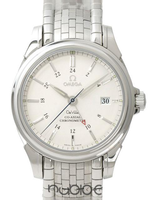 OMEGA DE VILLE COLLECTION CO-AXIAL GMT 4533.31