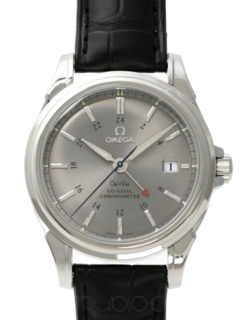 OMEGA DE VILLE COLLECTION CO-AXIAL GMT 4833.41.31