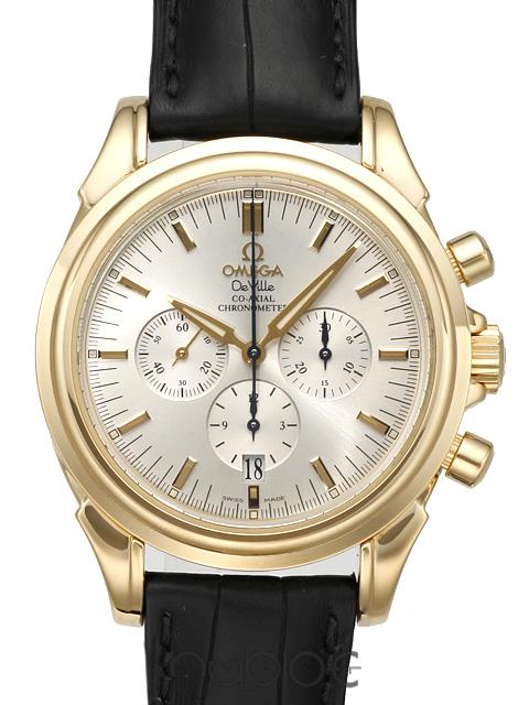 OMEGA DE VILLE COLLECTION Co-Axial Chronograph 4641.30.32