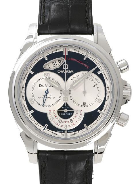 OMEGA DE VILLE COLLECTION CHRONOSCOPE CO-AXIAL 4850.50.31