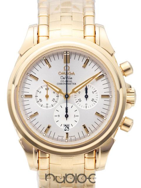 OMEGA DE VILLE COLLECTION Co-Axial Chronograph 4141.30