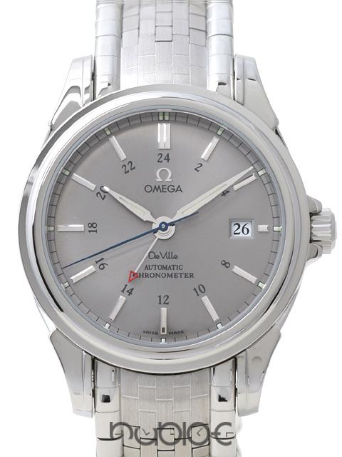 OMEGA DE VILLE COLLECTION GMT 4533.40
