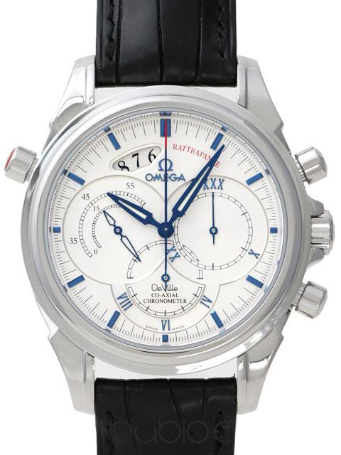 OMEGA DE VILLE COLLECTION CO-AXIAL RATTRAPANTE 4847.30.31