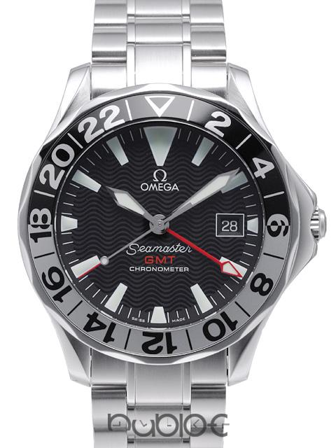 OMEGA SEAMASTER COLLECTION GMT 2234.50