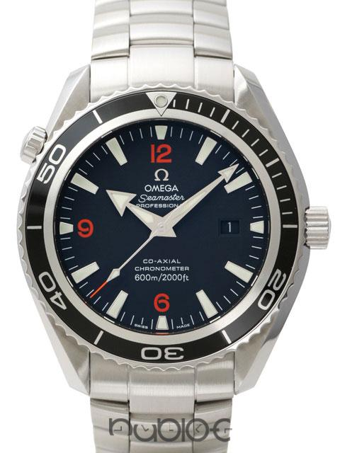 OMEGA SEAMASTER COLLECTION 600 PLANET OCEAN 2201.51