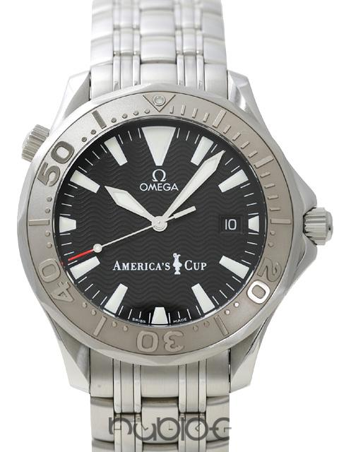 OMEGA SEAMASTER COLLECTION 300 AMERICA 'S CUP 2533.50