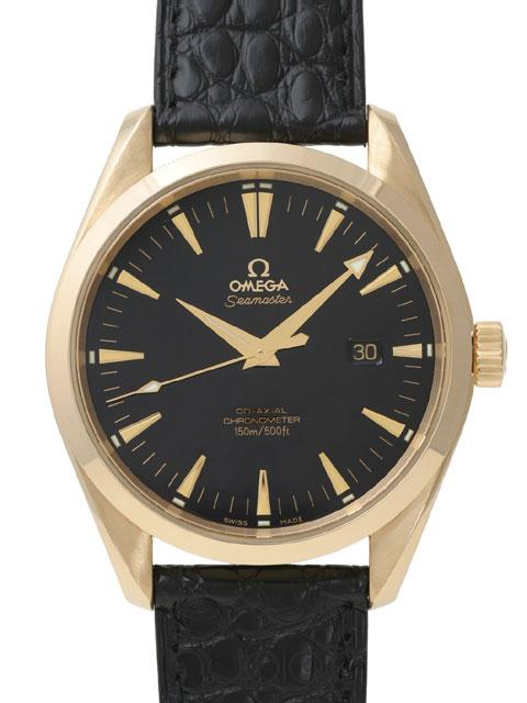 OMEGA SEAMASTER COLLECTION Aqua Terra 2602.50.32