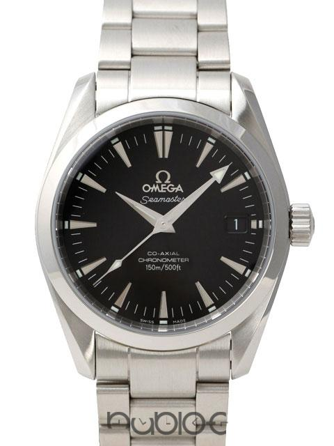 OMEGA SEAMASTER COLLECTION Aqua Terra 2504.50