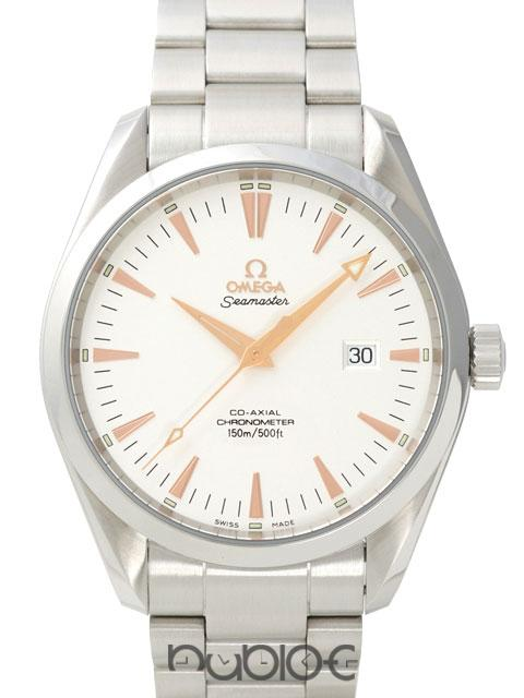 OMEGA SEAMASTER COLLECTION Aqua Terra 2502.34