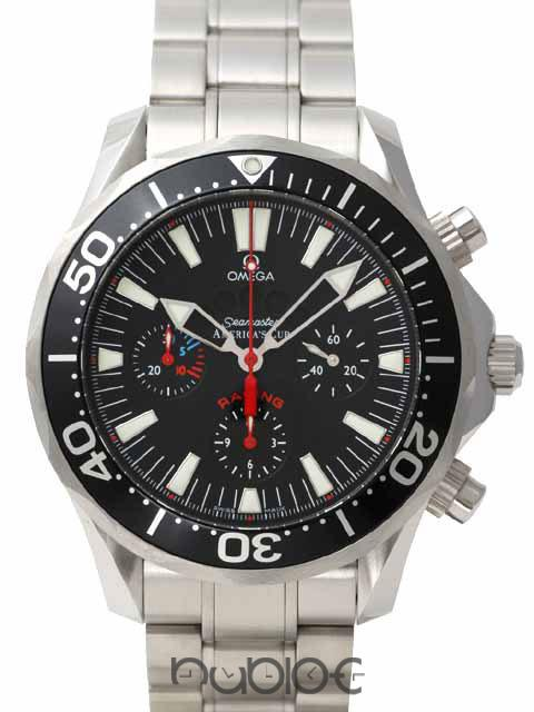 OMEGA SEAMASTER COLLECTION AMERICA'S CUP CHRONOGRAPH RACING