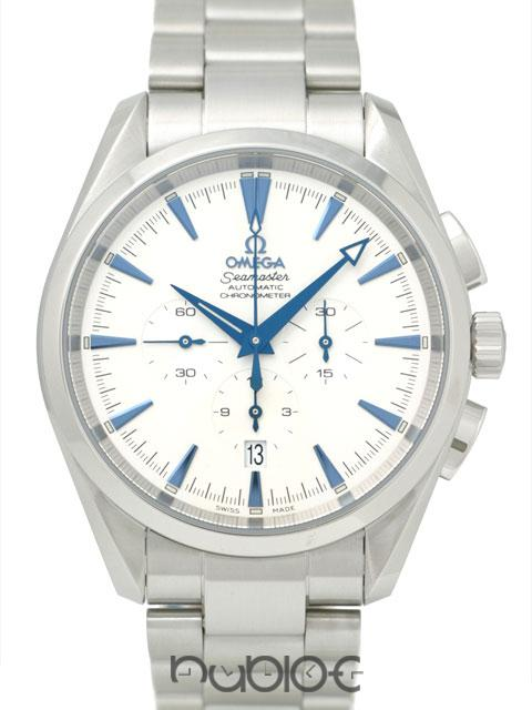 OMEGA SEAMASTER COLLECTION Aqua Terra Chronograph 2512.30