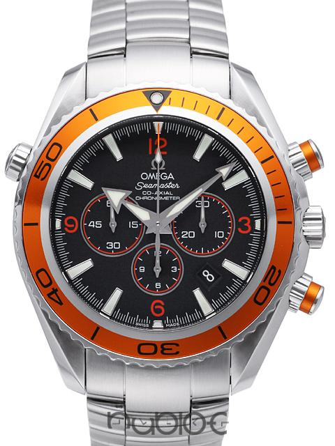 OMEGA SEAMASTER COLLECTION 600 Planet Ocean Chronograph 2218.50