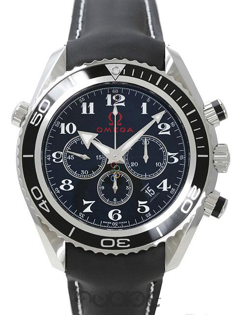 OMEGA SEAMASTER COLLECTION Planet Ocean Co-Axial Chronograph Oly
