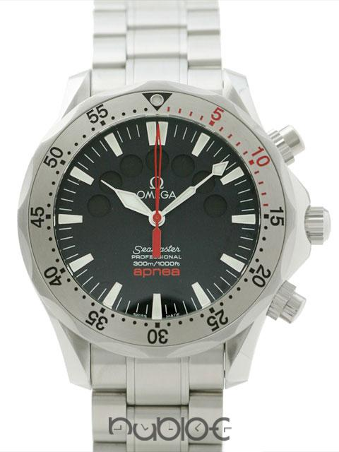 OMEGA SEAMASTER COLLECTION APNEA MAYOL 2595.50