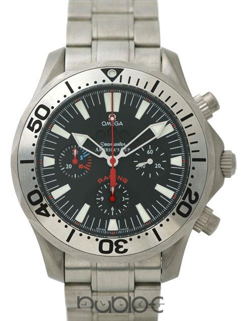 OMEGA SEAMASTER COLLECTION 300 AMERICA 'S CUP RACING 2269.50