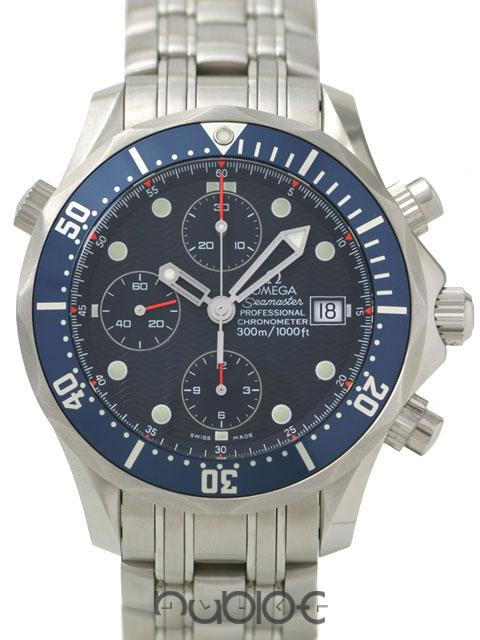 OMEGA SEAMASTER COLLECTION PRODIVERS300 CHRONOGRAPH 2599.80