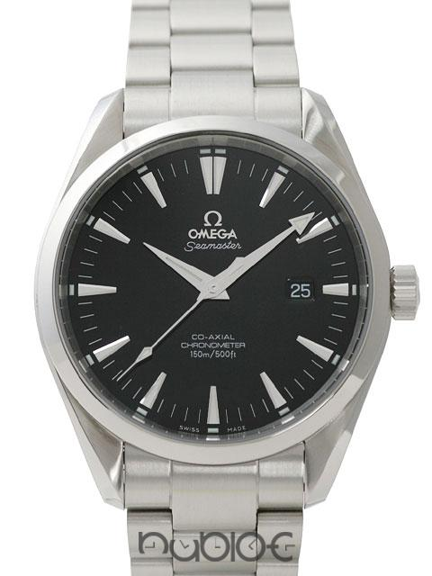 OMEGA SEAMASTER COLLECTION Aqua Terra 2502.50