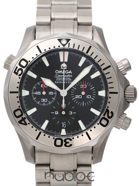 OMEGA SEAMASTER COLLECTION AMERICA'SCUP RACING CHRONOGRAPH 2293