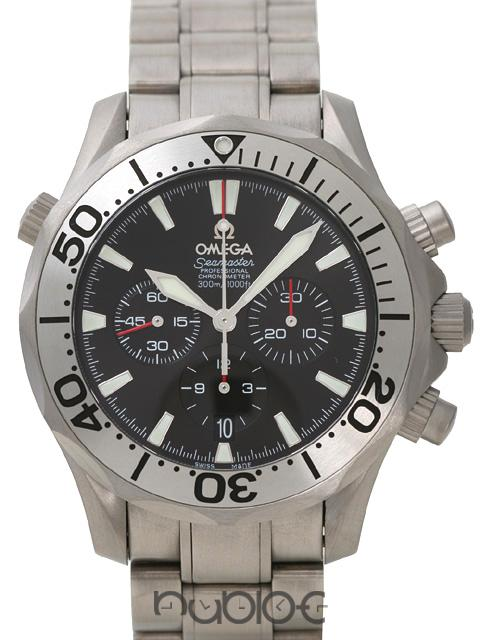 OMEGA SEAMASTER COLLECTION 300 CHRONOGRAP H 2293.52
