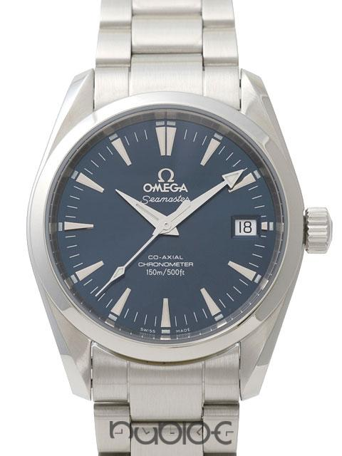 OMEGA SEAMASTER COLLECTION Aqua Terra 2504.80