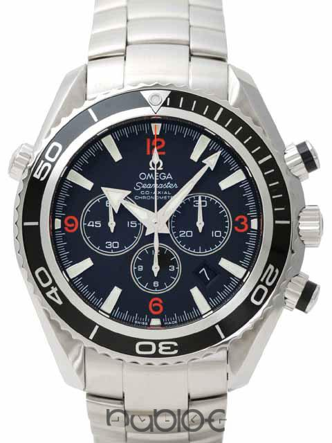 OMEGA SEAMASTER COLLECTION 600 PLANETOCEAN CHRONOGRAPH 2210.51