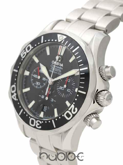 OMEGA SEAMASTER COLLECTION AMERICA \\ \'SCUP RACING CHRONOGRAPH 2