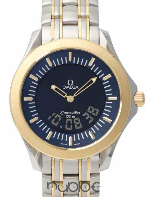 OMEGA SEAMASTER COLLECTION 120 MULTIFUNCT ION 2321.81