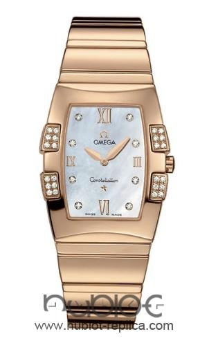 Omega Constellation Quadrella Ladies watch 1186.75.00