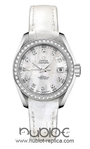 Omega Aqua Terra Ladies Automatic 231.18.30.20.55.001