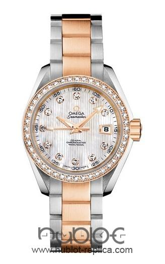 Omega Aqua Terra Ladies Automatic 231.25.30.20.55.001