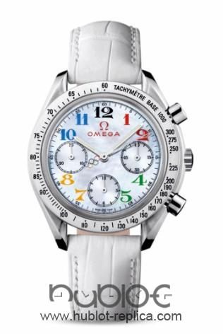 Omega Speedmaster Ladies watch 3836.70.36 - Click Image to Close